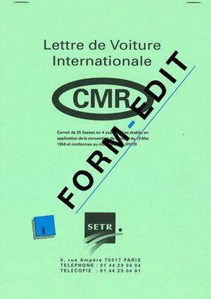 CMR Carnet