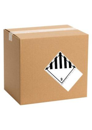 Etiquette de danger pour colis ADR classe 9