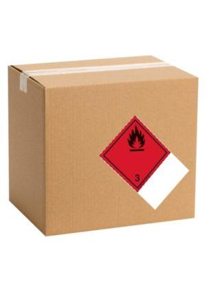 Etiquette de danger pour colis IATA classe 3
