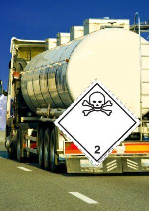 Signalisation véhicule routier classe 2.3