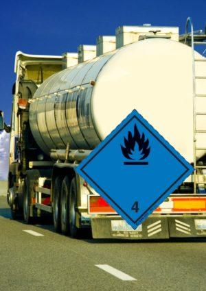 Signalisation véhicule routier classe 4.3