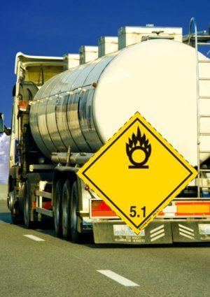 Signalisation véhicule routier classe 5.1