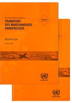 Recommandations ONU - 20ème édition