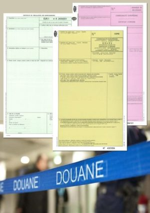 DOCUMENTS DOUANE