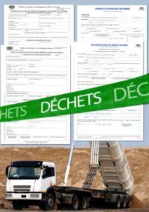 DOCUMENTS DECHETS