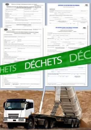 DOCUMENTS DÉCHETS
