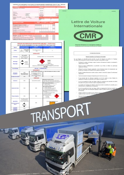 DOCUMENTS TRANSPORT