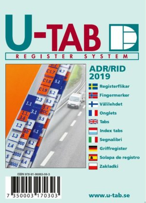 ONGLETS U-TAB ADR/RID 2019