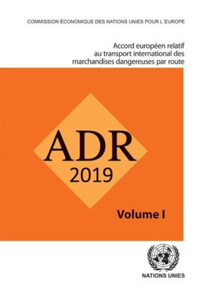 Code ADR - volume 1 & 2 - format A4