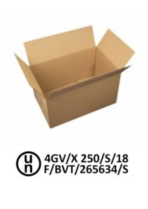Caisse carton 495 Litres