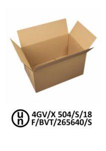 Caisse carton 721 Litres