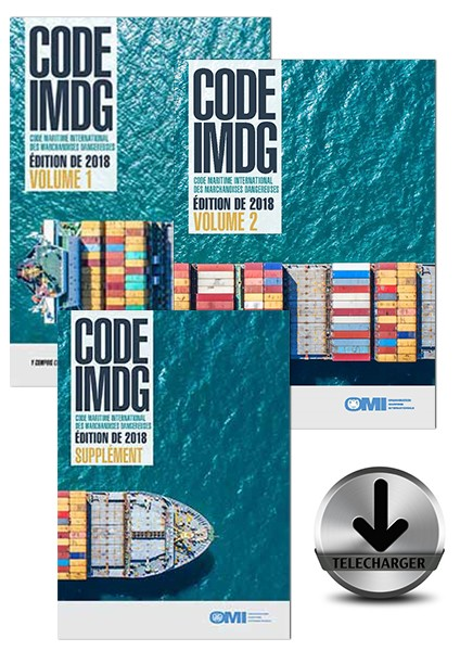 IMDG 2019 - Pack informatique