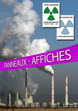 PANNEAUX ET AFFICHES