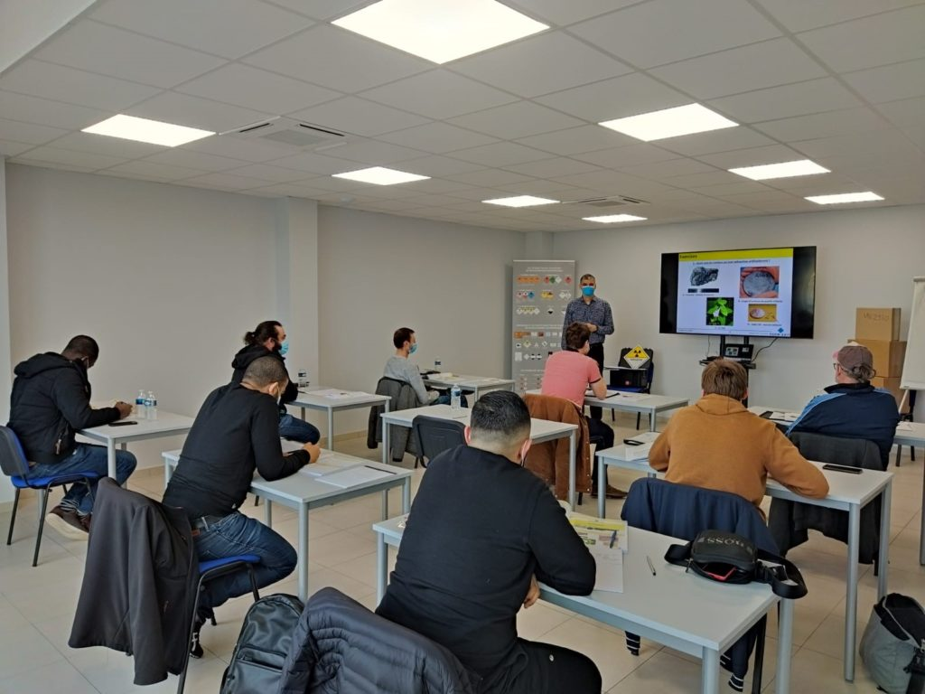 Formation TMD valence
