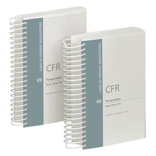 Ouvrage CFR49