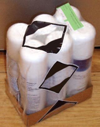 emballage quantités limitées